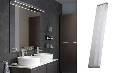aplique pared ikea elige los apliques de ba 241 o ikea para iluminar tu lavabo