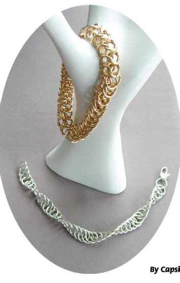 jump ring bracelet ideas 25 unique jump ring jewelry ideas on diy