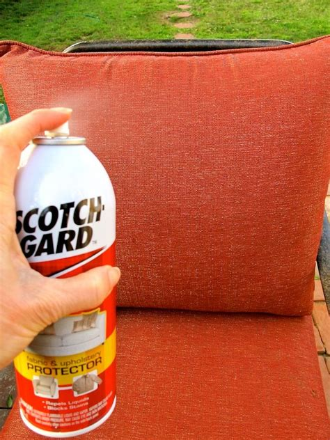 scotchgard couch yourself 25 best ideas about patio furniture cushions on pinterest