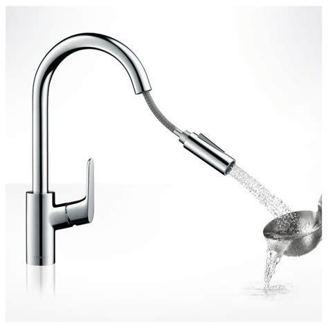 Mitigeur Evier Hansgrohe by Mitigeur D 233 Vier 224 Douchette Hansgrohe Focus Plomberie