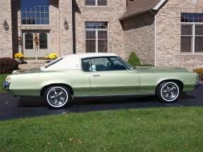 Pontiac Grand Prix 1969 1969 Pontiac Grand Prix 2 Door Coupe 70639