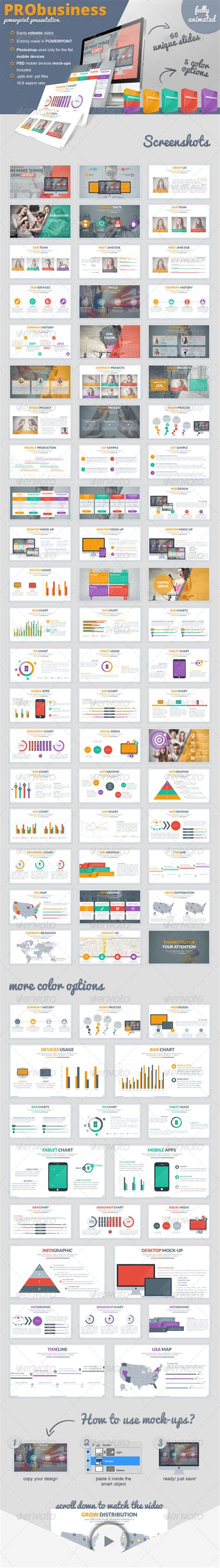 graphicriver powerpoint templates presentation template graphicriver probusiness