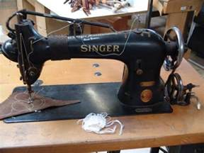 Singer 31k15 Leather Sewing Machine