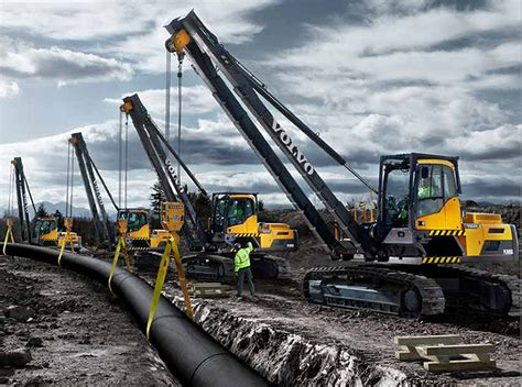 ple rotating pipelayer heavy equipment guide