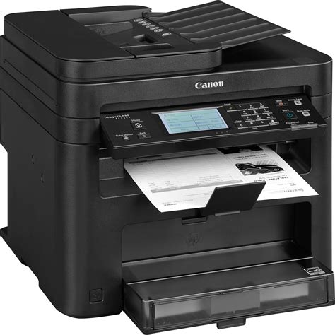Printer Canon Fotokopi canon imageclass mf216n all in one monochrome laser 9540b043 b h