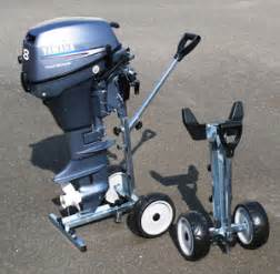 boat engine trolley yamaha offer free outboard trolley motor boat yachting