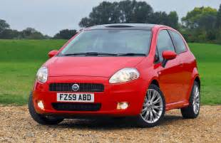 Fiat Grand Fiat Grande Punto Hatchback Review 2006 2010 Parkers