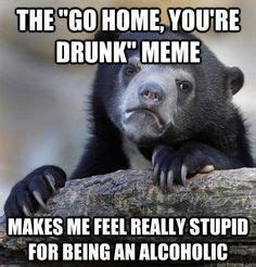 You Re Drunk Meme - 1000 images about go home you re drunk on pinterest