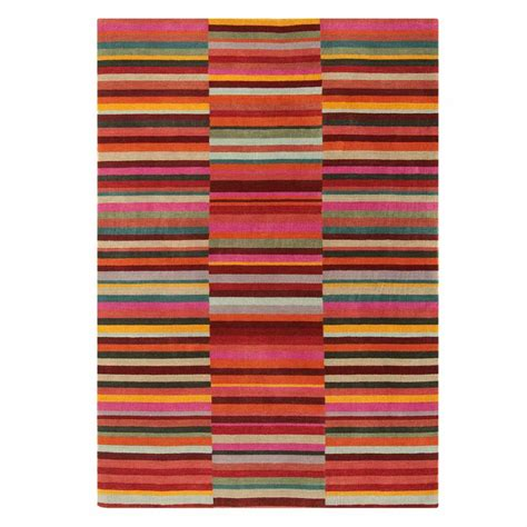 Tapis Design by Tapis Design Graphique Multicolore En