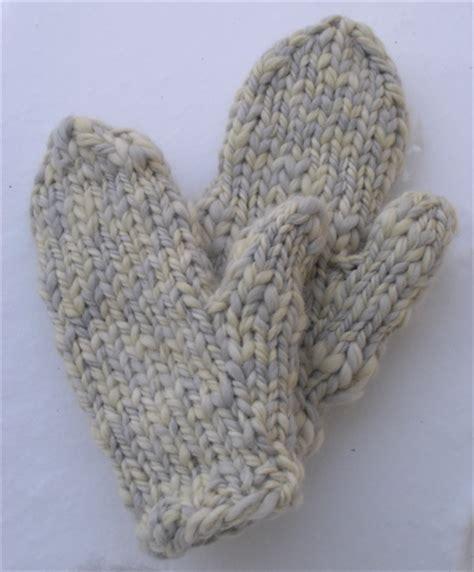 mitten pattern bulky yarn bulky mitten pattern 187 patterns gallery