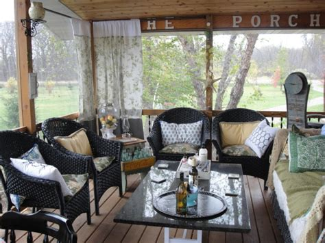 screened in porch decor information about rate my space hgtv