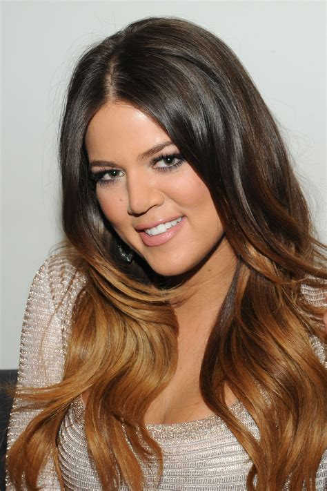 ombre weave hair styles that suit my face khloe kardashian hairstyle fade haircut