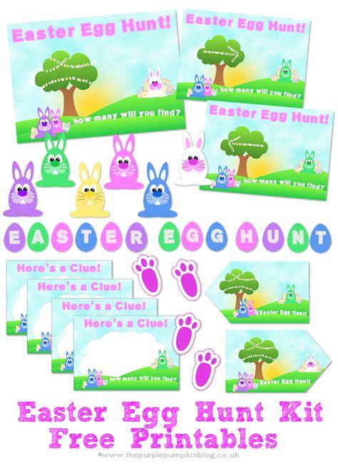 easter egg hunt template free pin easter egg hunt for children free printable