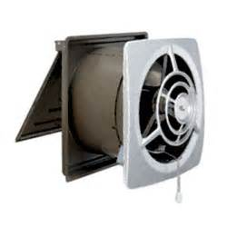 bathroom exhaust fan with pull chain broan nutone 8110wh utility wall fan 10 quot pull chain