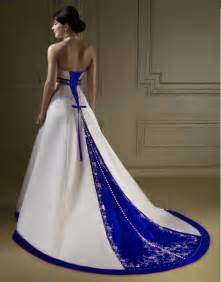 Blue bridal gowns a collection of blue wedding dresses jpeg
