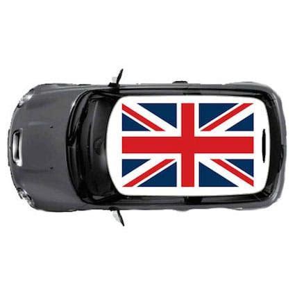 Auto Union Sticker by Mini Cooper Union Daksticker Stickythings Nl
