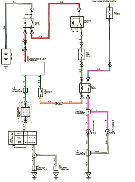 98 grand lights wiring diagrams wiring diagrams
