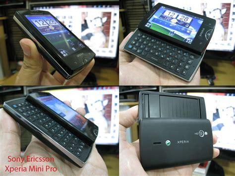 Kumpulan Hp Blackberry gambar hp sony ericsson xperia mini pro terbaru kumpulan gambar hp tablet blackberry