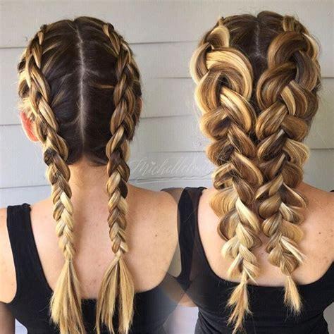 Plait Styles Vs Different Plaits | best 25 dutch braids ideas on pinterest braids plaits