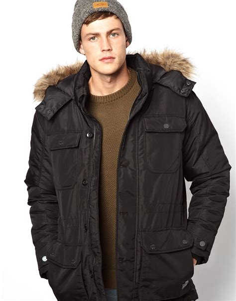 jack jones the north face jack jones jacket with down padding in