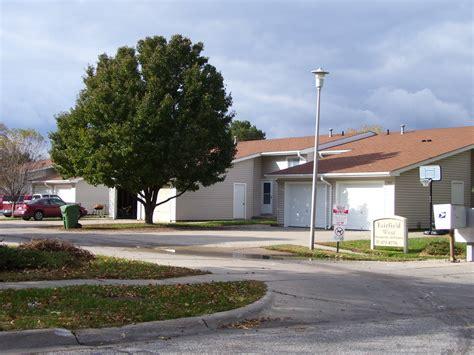 Fairfield Housing Authority Section 8 by Fairfield West Townhouses 3621 N 3rd York Ne