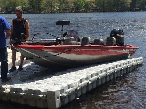 boat dock ta dock blocks floating dock systems boat lifts outta