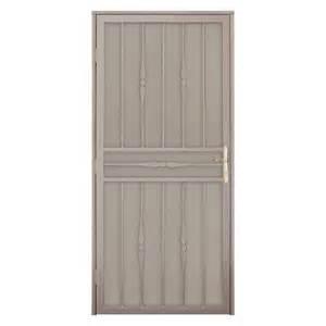 Steel Security Doors Design Ideas Unique Home Designs 36 In X 80 In Cottage Recessed Mount Steel Security Door With