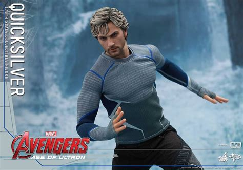 quicksilver movie site avengers age of ultron quicksilver figure by hot toys