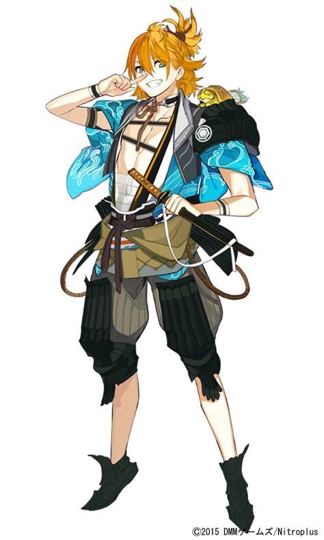 Gamis Amira 001 urashima kotetsu touken ranbu anime and