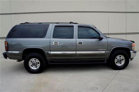 airbag deployment 2013 gmc yukon xl 2500 navigation system find used gmc yukon xl 2500 8 1l slt autoride 4x4 sunroof leather heated seats new tires in