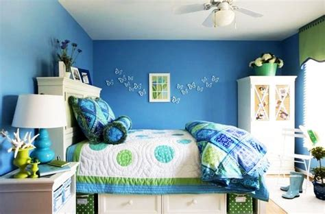blue and green bedroom ideas blue bedrooms for best home decoration