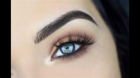 eyeshadow tutorial smashbox new smashbox eye shadow trio eye makeup tutorial youtube