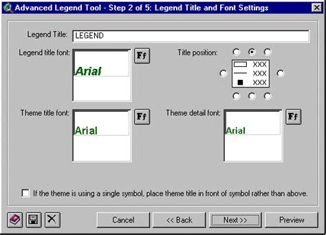 maplogic layout manager crack advanced legend step 2