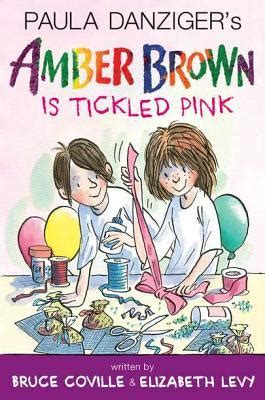 Book Review Tickled Pink By Jones by Brown Is Tickled Pink By Bruce Coville Reviews