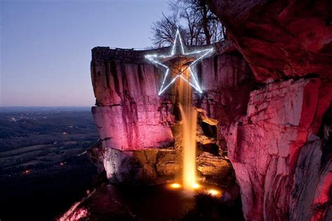 Rock City Enchanted Garden Rock City S Enchanted Garden Of Lights Returns With Magic And New Realms Of
