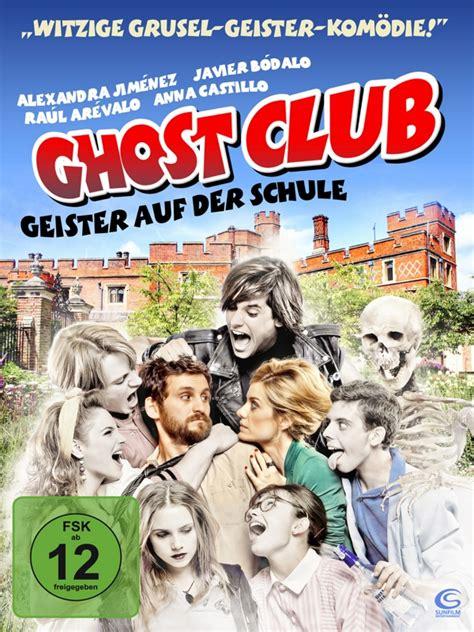 film ghost club ghost club geister auf der schule schauspieler regie