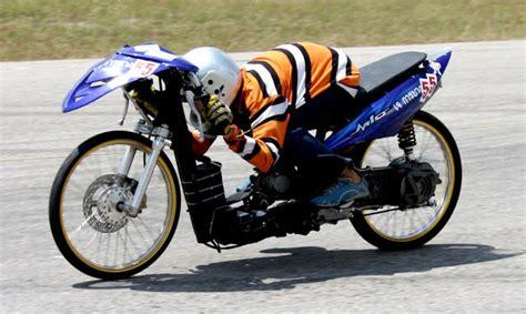 Drag Motor by Tips Membuat Modifikasi Motor Drag Ala Motor Drag Balap Liar