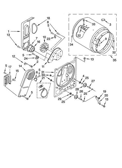admiral dryer parts diagram admiral dryer aed4475tq1 wiring diagram wiring diagram