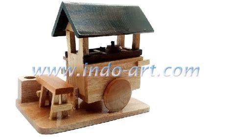 Meja Kayu Sengon souvenir pernikahan unik indonesia tempat pena angkringan kayu hiasan meja