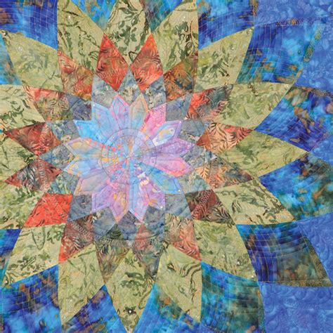 I Quilt by Machine Quilting On The Grid Iquilt