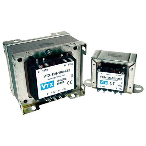vigortronix vtx 121 4810 218 vigortronix vtx 121 3015 206 encapsulated pcb transformer