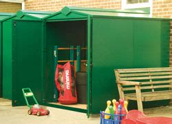 care home storage shed storage for care homes