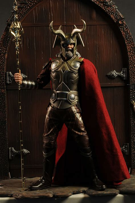 film thor odin review and photos of thor movie odin sixth scale action