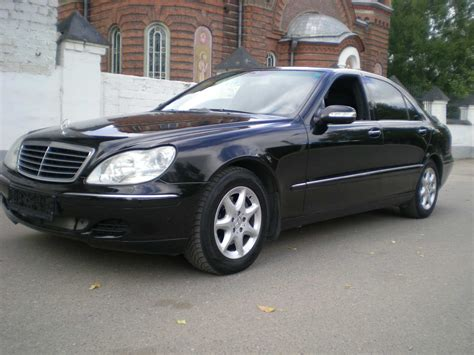 2004 mercedes s class used 2004 mercedes s class photos 3700cc automatic