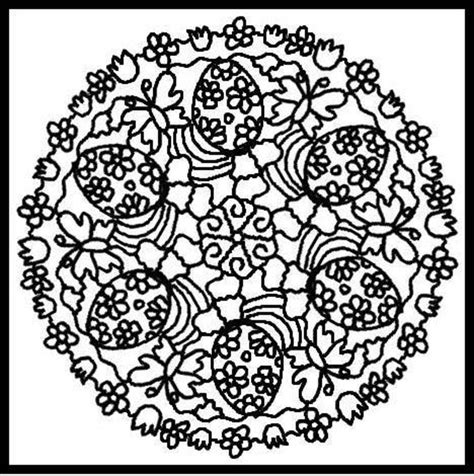 Mandalas Coloring Part 5 Coloring Pages Mandala Designs