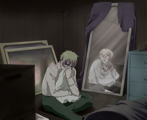 wallpaper anime mirror the mirror of erised sad anime anything wallpapers and