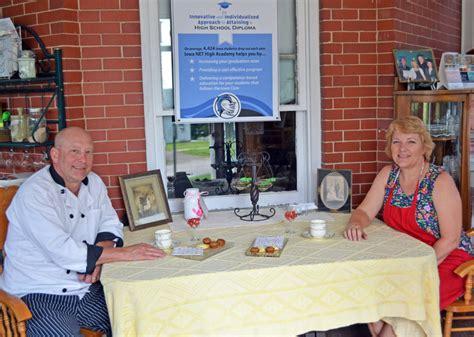 joys tea room ivadel ruth s tea room opens news sports times republican