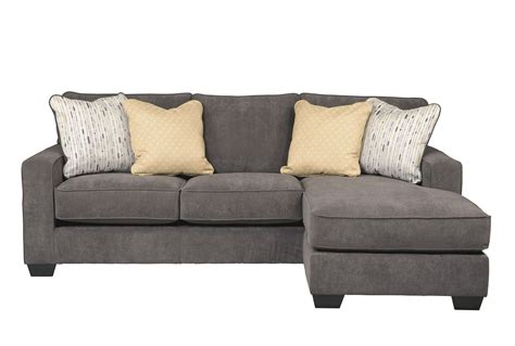 grey sofa with chaise
