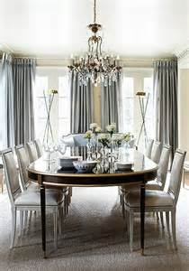 formal dining room curtains 17 best ideas about dining room curtains on