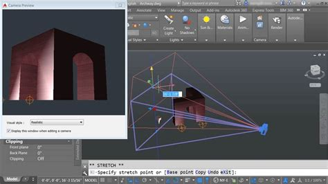 autocad 2007 3d tutorial render rendering with autocad
